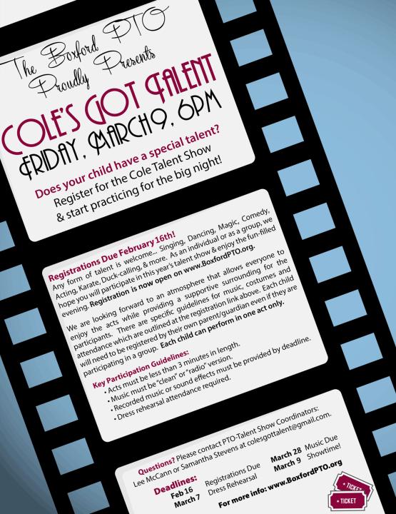 Cole'sGotTalent--flyer